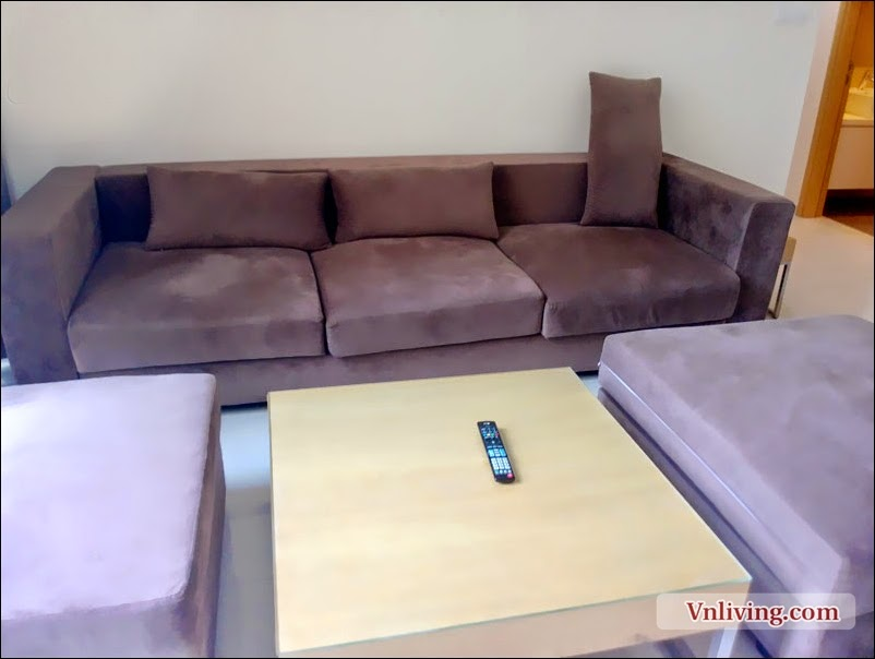 3 Bedrooms fully furnished apartment at The Vista An Phu
