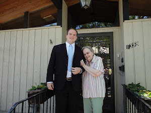 Elder Barker with Grandma