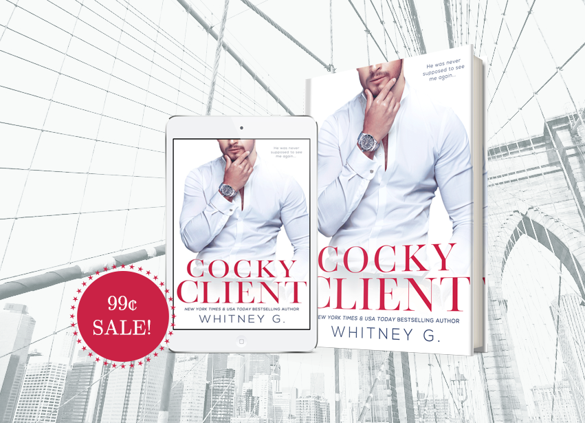 Cocky Client Sale Blitz