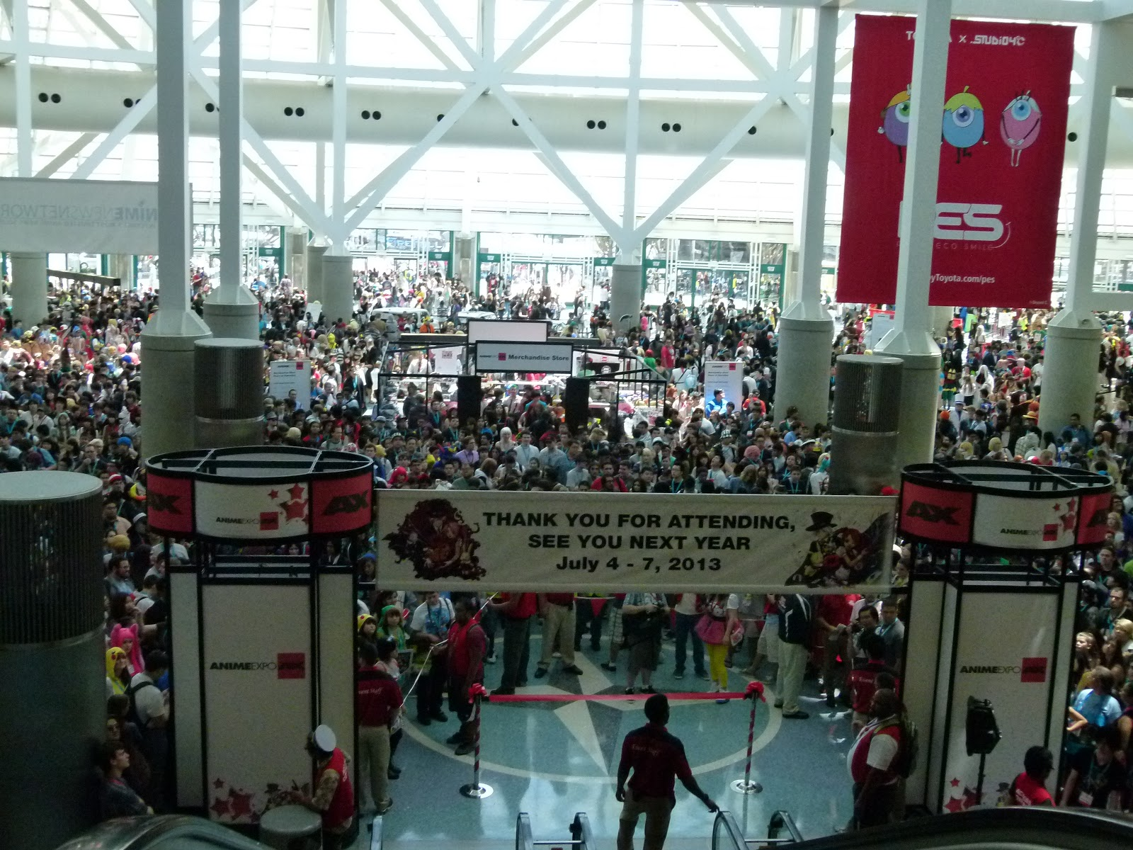 Anime Expo 2012 Wrap Up Why Not Little Tokyo Next Year