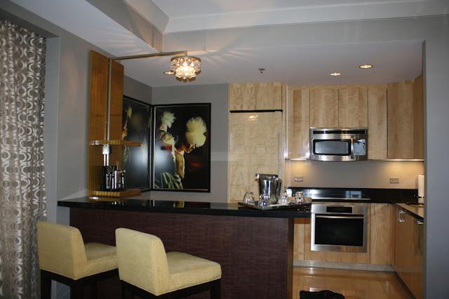 Cosmopolitan Las Vegas Suite Room Kitchen