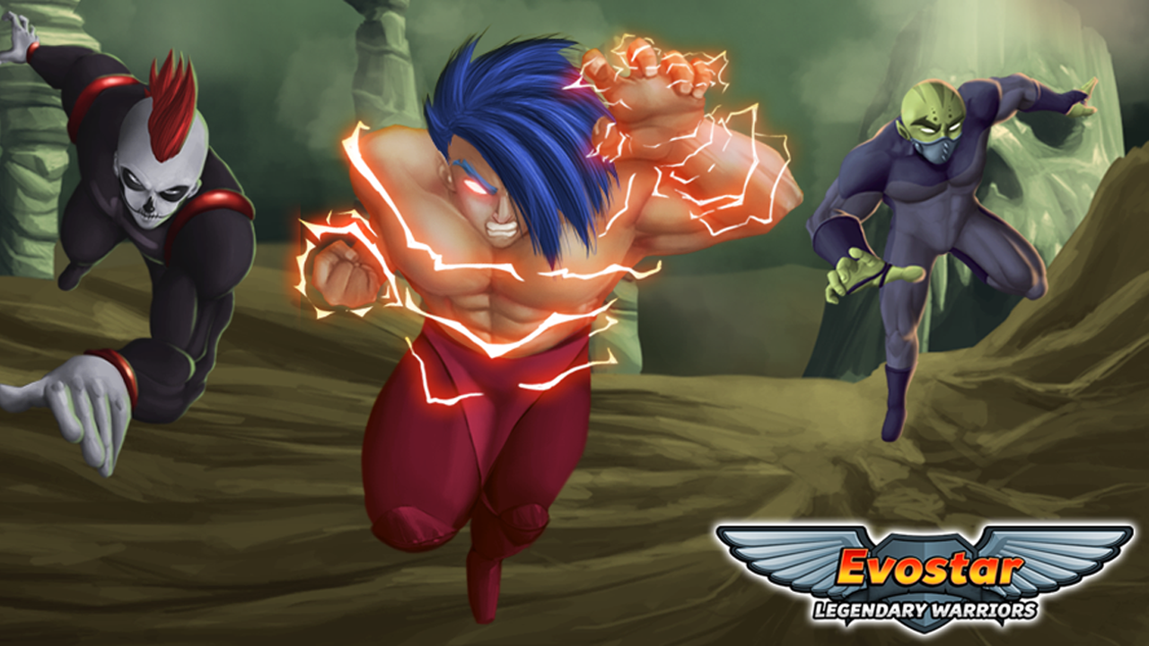 Evostar: Legendary Warrior RPG Gameplay Android