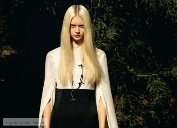 cabello 2014 largos lacios blondas