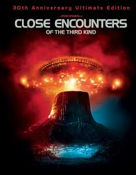 Close Encounters Movie Poster