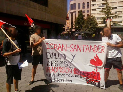 Albacete, el Sindicato de Oficios Varios de la CNT-AIT, CNT en Panel Sistemas e Isban-Banco Santander,cesión ilegal de trabajadores y trabajadoras entre Isban y Panel Sistemas,Sindicato de Telecomunicaciones y Servicios Informáticos (STSI)