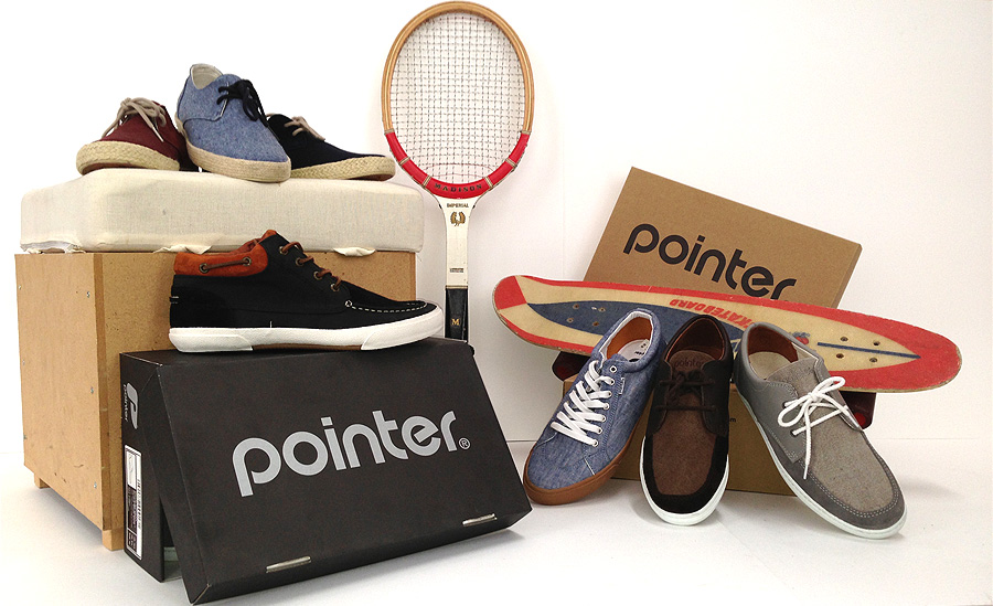 Sélection de sneakers by Pointer