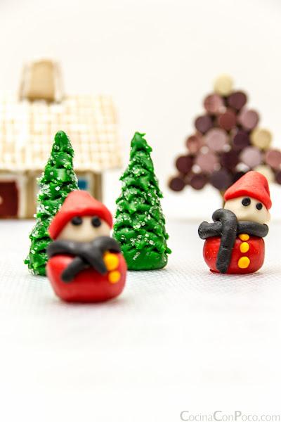 Como hacer Mazapan - Receta especial de Navidad