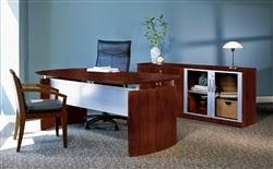 Mayline Napoli Desks