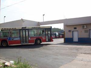 Las Heras y Av- Eva Perón - Terminal Linea 2 - (2009) - Lomas del Mirador.