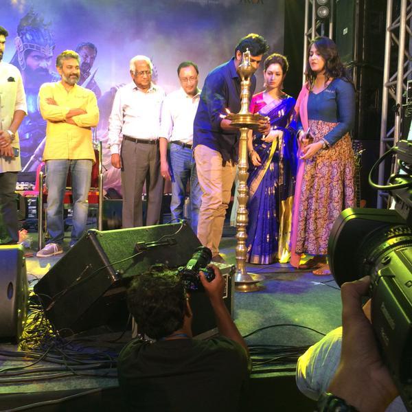 Baahubali Malayalam Audio Launch Live Updates | Rajamouli | Prabhas | Rana | Anushka