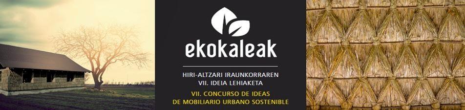 Ekokaleak 2015