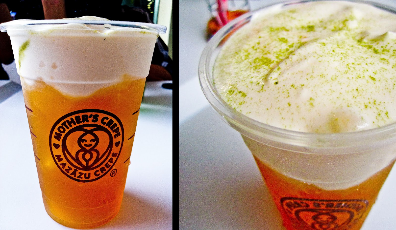 Mother's Crepe & Cafe (Mazazu Crepe) - SM Mall of Asia | BERYLLICIOUS...