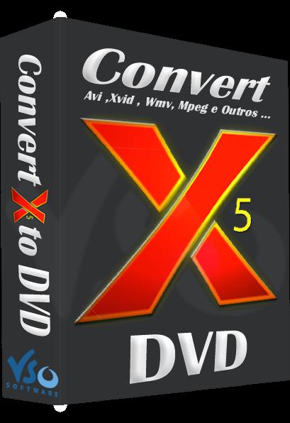 VSO ConvertXtoDVD v.5.2.0.13 Final +  Patch+key Xenocoder (Multilenguaje)