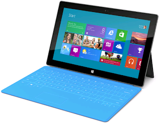 Surface Tablet Will be in WiFi Models Only. Starting at $599 for the Windows RT and $999 for the Windows Pro