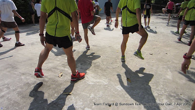 Sundown Marathon Training Talk: Running Gait Analysis