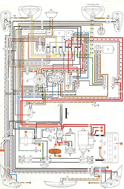 vw beetle volkswagen beetle electrical diagram rh vw beetle detail blogspot com 2001 Volkswagen Beetle Volkswagen Beetle Car