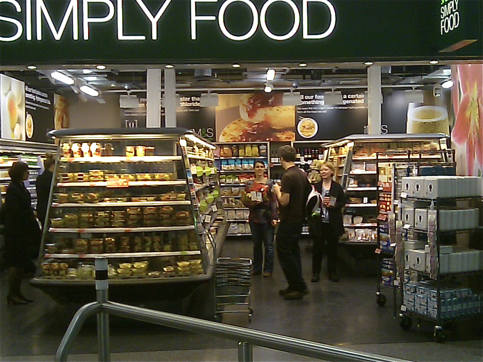 globalisation food industry marks and spencer Marks and spencer strategy evaluation companies started large scale globalisation introduction to the firm and its industry marks and spencer is one of the.