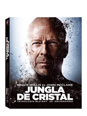 Jungla de Cristal - Explosiva Colección Blu-Ray