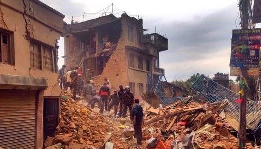 """Científico: """"Terremoto en Nepal significa que algo grande está sucediendo en la Tierra"""""""