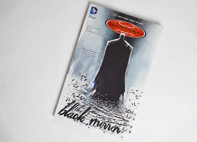 Batman The Black Mirror Comic review