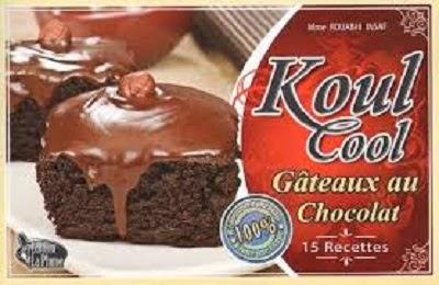كتاب كول كول لحلويات الشّكولاطة Koul+cool+gateaux+aux+chocolat