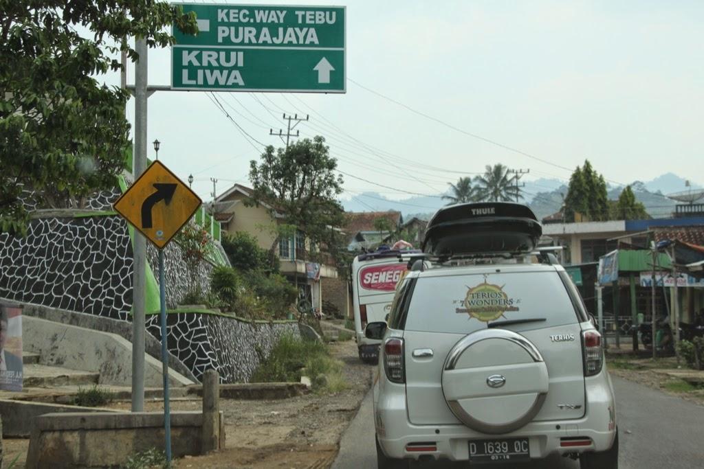 Terios 7 Wonders, Sumatera Coffe Paradise