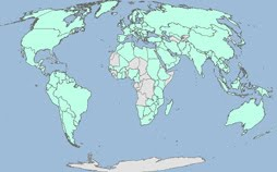 Viewers of Map Monkey&#39;s Blog