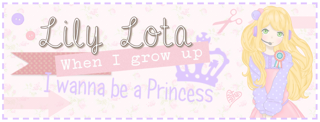 When I grow up...I wanna be a Princess