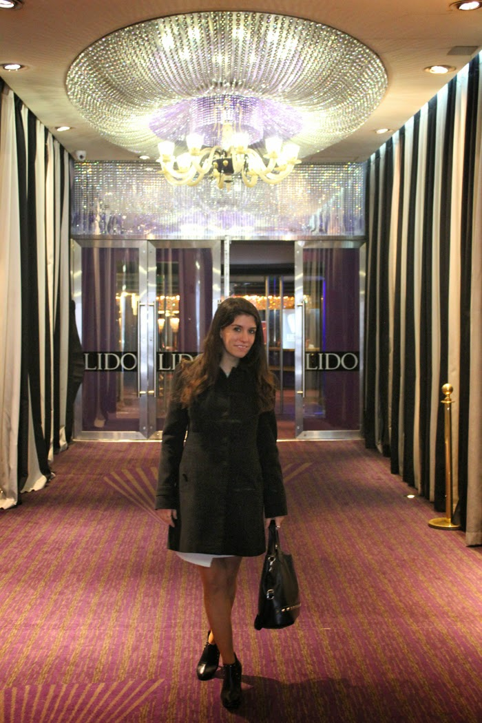 diana dazzling, fashion blog, fashion blogger, fashion week, Paris, Lido, Fatima Lopes