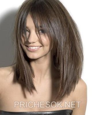Зачіски для довгого волосся і стрижки