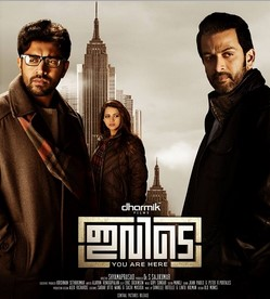 Ivide (2015) Malayalam Movie DVDRip 350MB