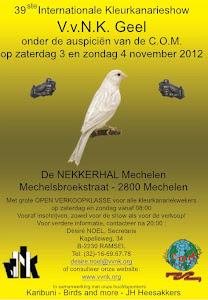39ª Exposição Internacional de Gell(Belgica)