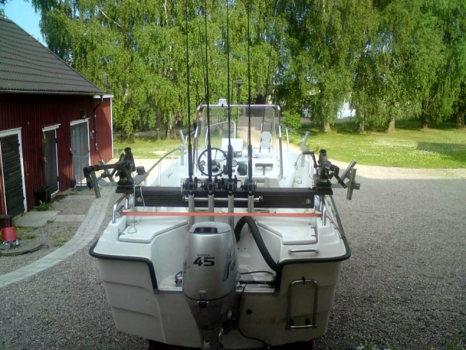 Min Fiske Båt