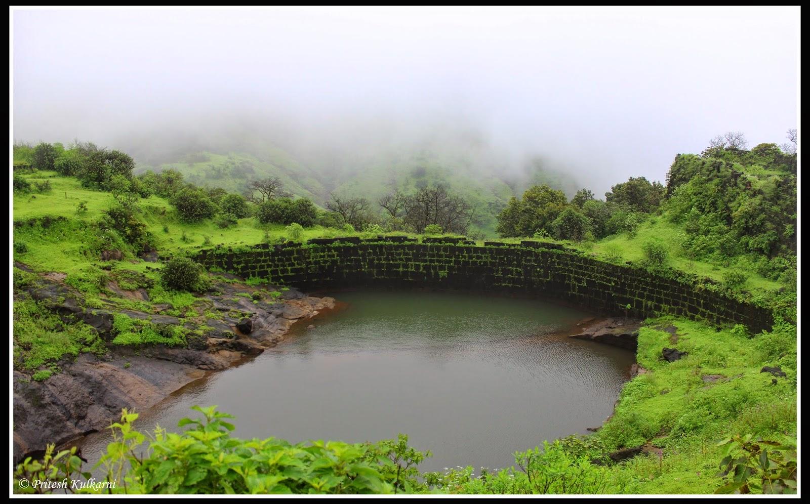 Kushavarta lake, Raigad