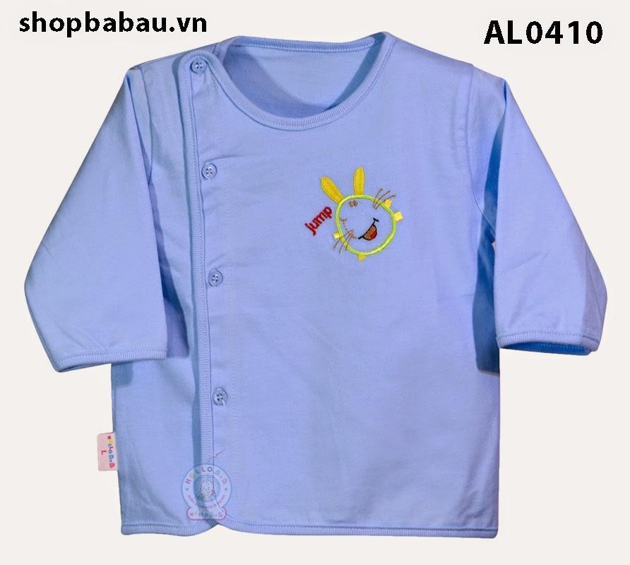 Áo sơ sinh AL0410