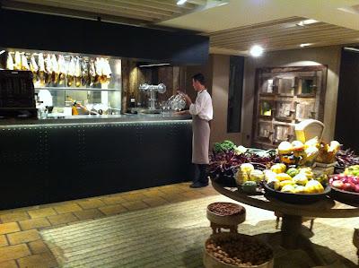 Hall restaurante Filandón