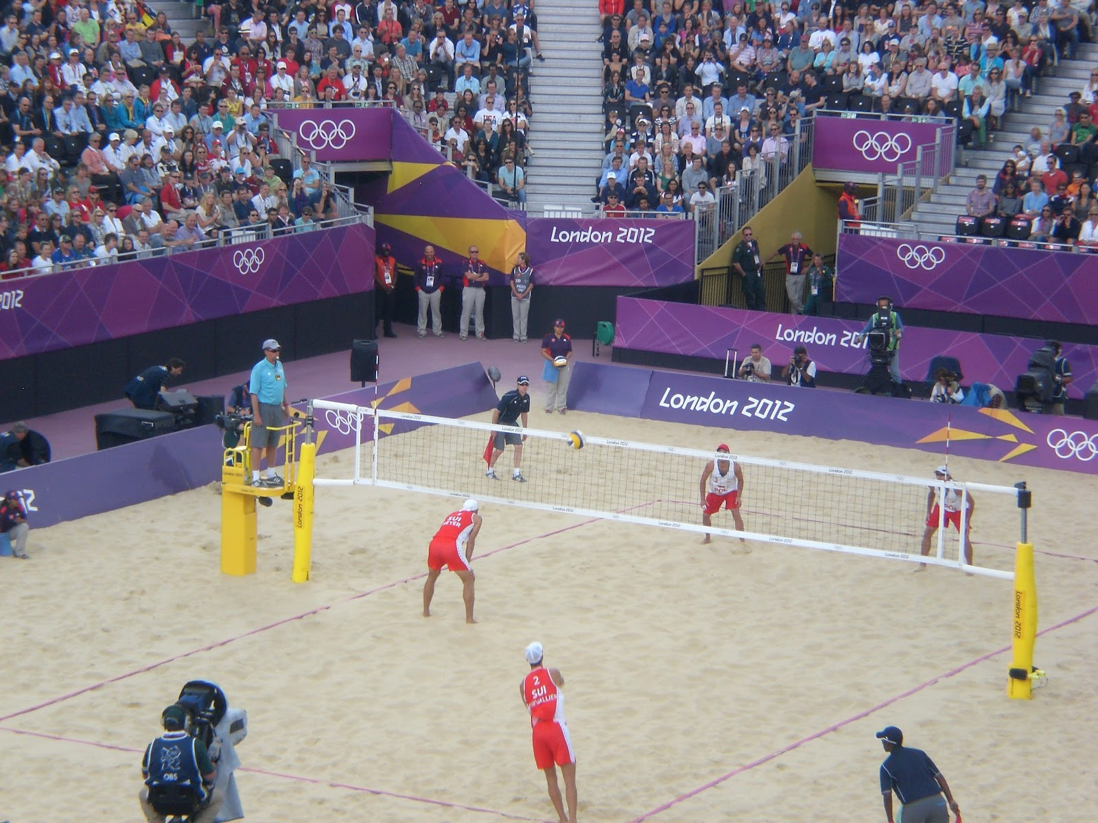 Beach Volleyball Lessons Near Me