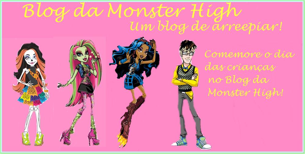 Blog da Monster High