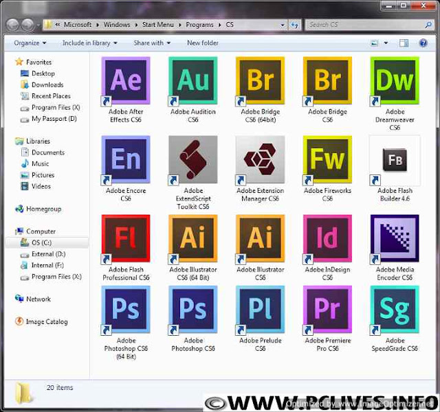 free Adobe Creative Suite CS6 Master Collection