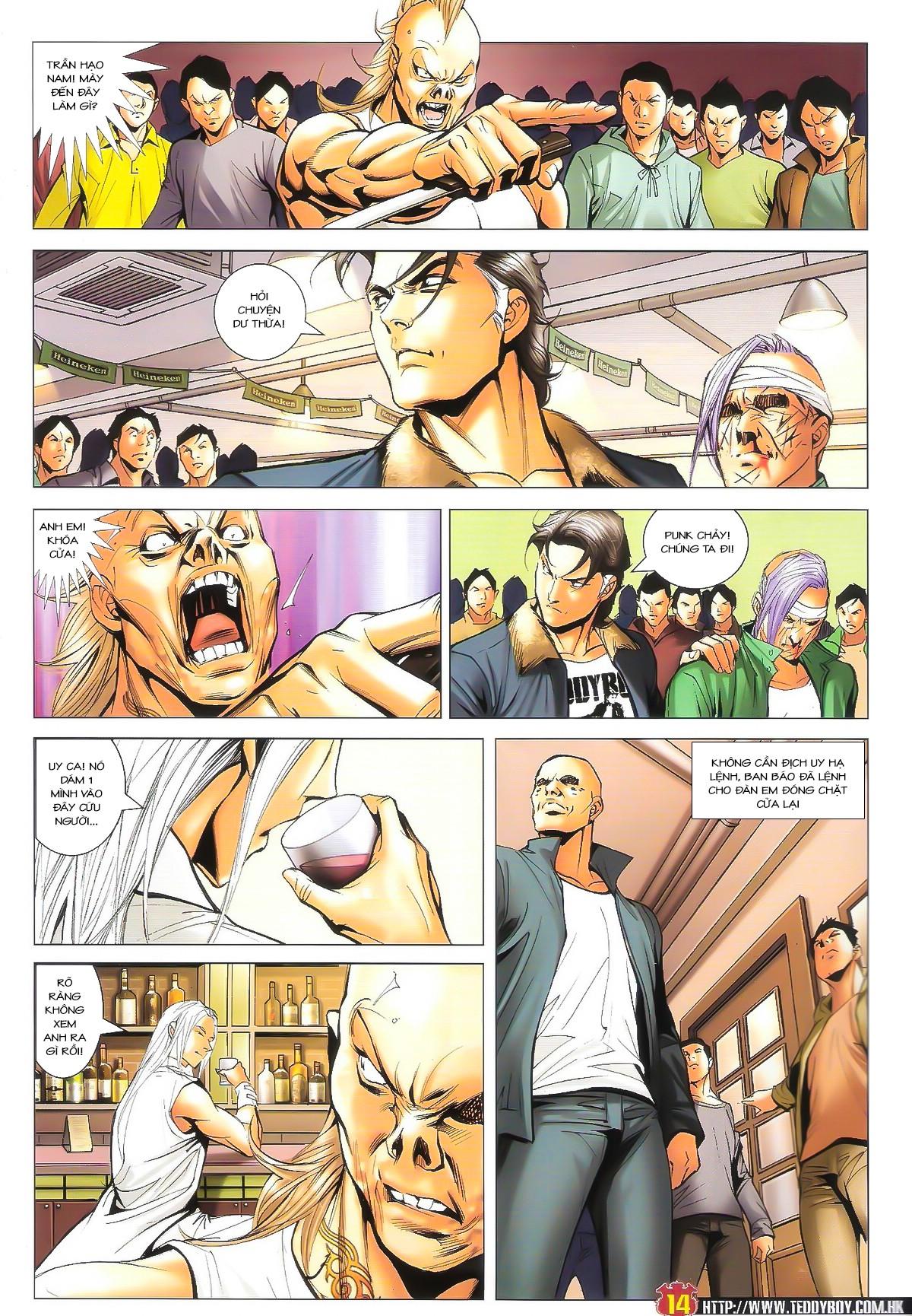 Người Trong Giang Hồ NetTruyen chap 1598 - Trang 12