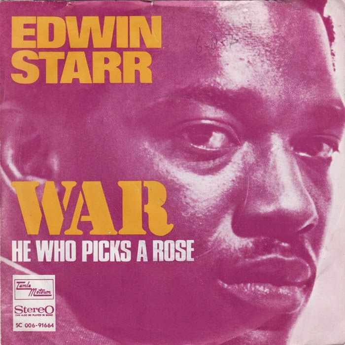 Edwin Starr - War (song) on WLCY Radio