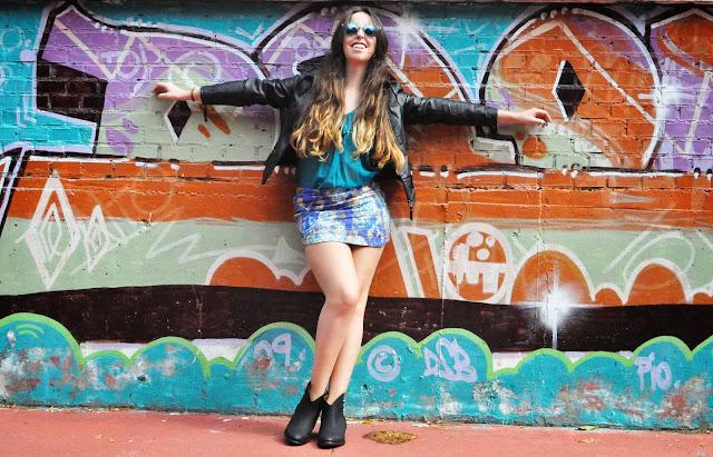hey vicky hey, victoria suarez, graffiti, urban outfit, urbano, moda urbana