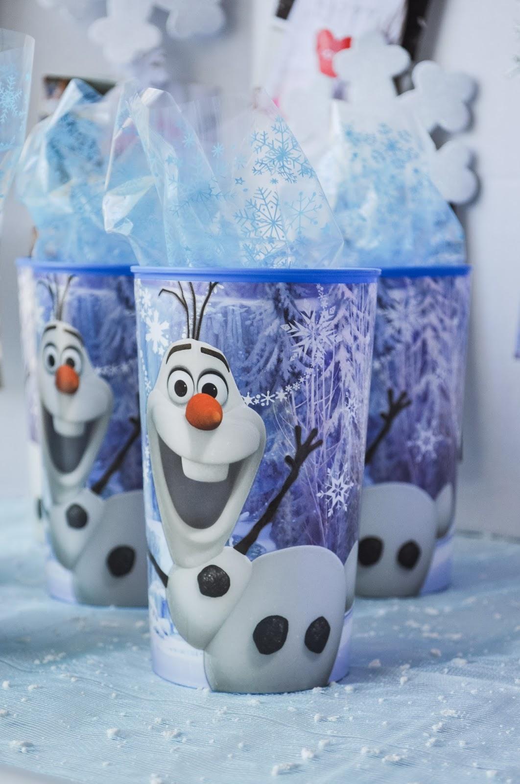 budget friendly frozen party