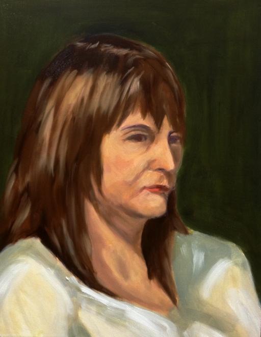 Hiro Oil Painting Portrait Workshop At Victorian Artists