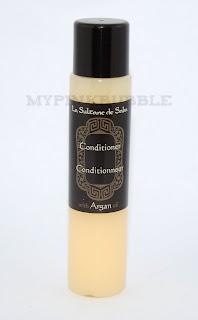 La sultane de saba: acondicionador con ámbar y aceite de argán