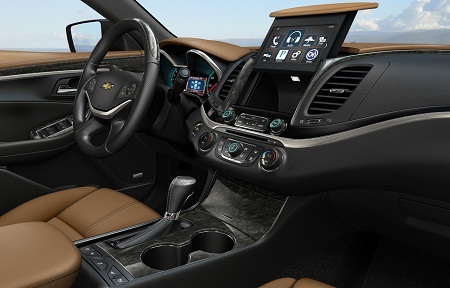 2014 Chevrolet Impala: Specs, Price & Photos