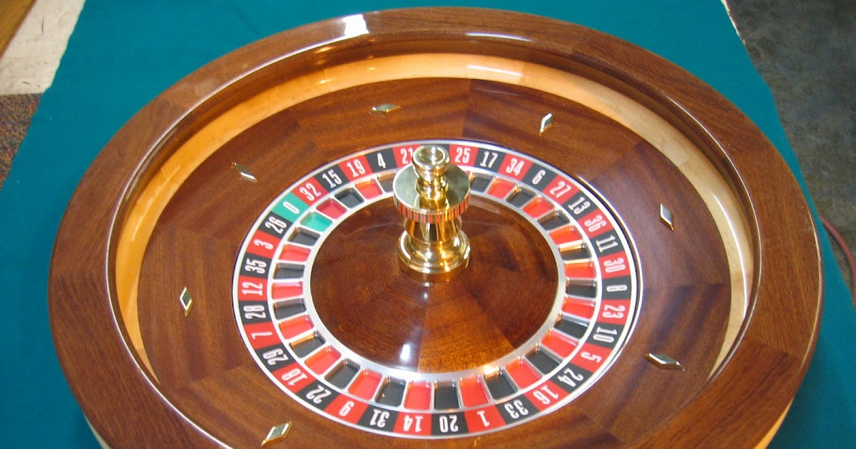 Personalised roulette wheel