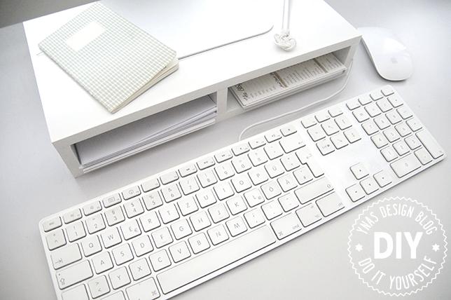 Ynas Design Blog | DIY Computer-Unterbau