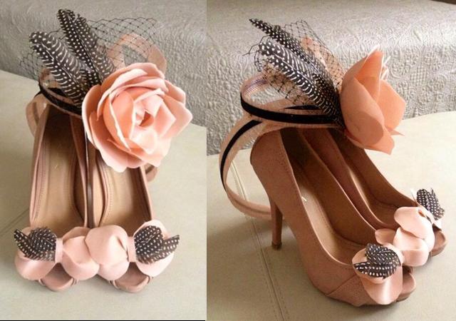 conjunto cinturón zapatos