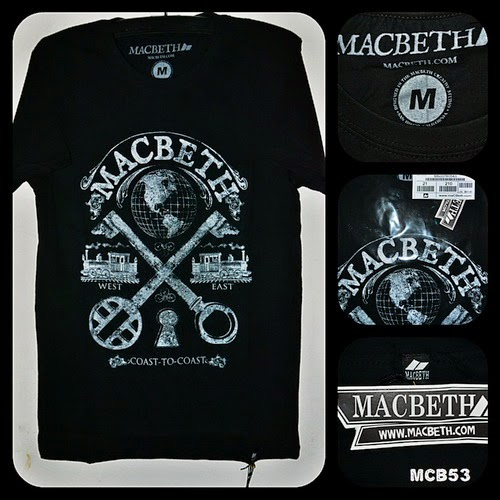 Kaos Surfing MACBETH Kode MCB53